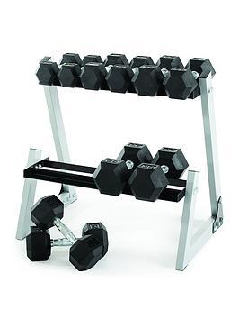 weider-dumbell-set-rack