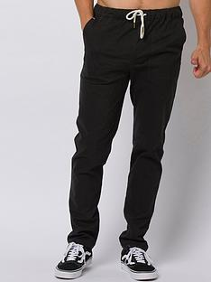 animal-osmington-beach-pants-black