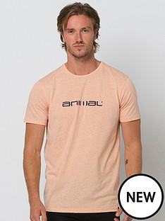 animal-marrly-graphic-short-sleeve-t-shirt-coral