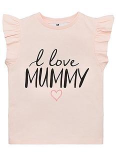 v-by-very-girls-i-love-mummy-frill-sleeve-t-shirt-blush
