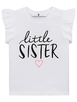 v-by-very-girls-little-sister-frill-sleeve-t-shirt-white