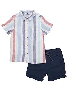 v-by-very-boys-striped-shirt-and-chino-shorts-set-multi