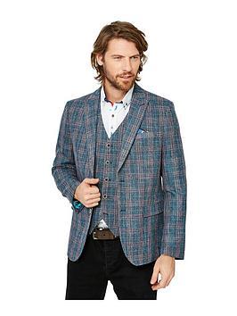 joe-browns-charismatic-check-blazer