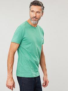 joules-crew-neck-t-shirt-green