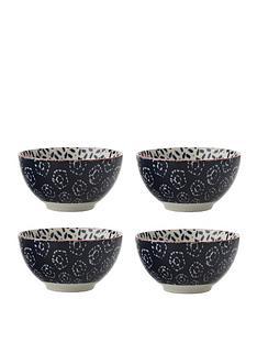 maxwell-williams-boho-kiraku-blue-dipping-bowls-ndash-set-of-4