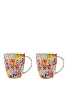 maxwell-williams-cashmere-bloems-white-mugs-set-of-2