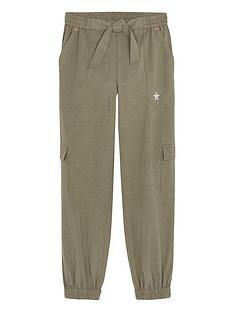 mintie-by-mint-velvet-girls-cargo-joggers-khaki
