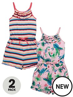 v-by-very-girls-strappy-2-pack-playsuits-multi
