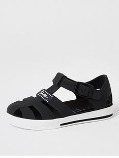 river-island-mini-mini-boys-jelly-sandal--black