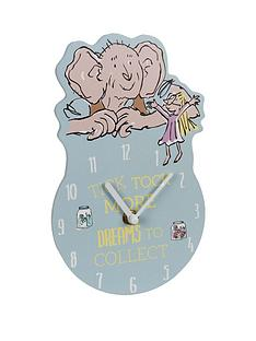 roald-dahl-the-bfg-mantel-clock