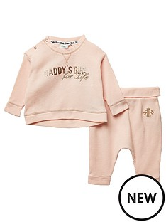 river-island-baby-girls-waffle-tshirt-and-legging-set-pink