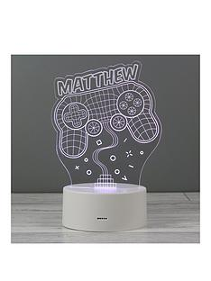 personalised-led-game-pad-night-light