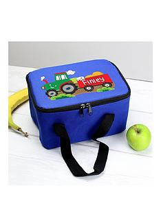 personalised-tractor-lunch-bag
