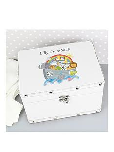 personalised-noahs-ark-keepsake-box