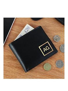the-personalised-memento-company-personalised-gold-initals-black-leather-wallet