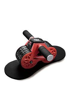 body-sculpture-exercise-wheel-blackred