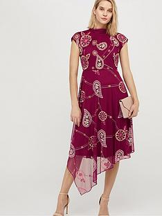 monsoon-annelisse-recycled-polyester-embroidered-dress-berry