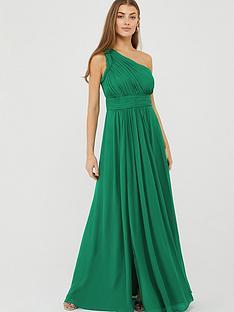 monsoon-dani-one-shoulder-maxi-dress-green