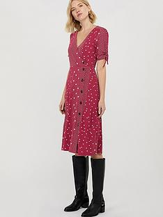monsoon-sarai-star-print-jersey-midi-dress-red