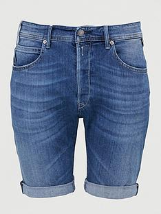 replay-waitom-denim-shortsnbsp--mid-blue