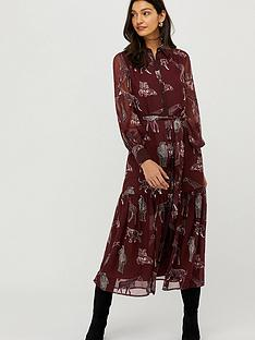 monsoon-saffy-animal-print-shirt-midaxi-dress-berry