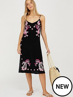 monsoon-shai-embroidered-ecovero-dress-black