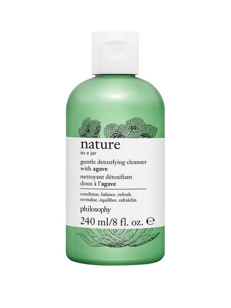 philosophy-philosophy-nature-in-a-jar-agave-cleanser-240ml