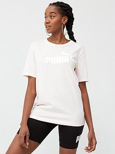 puma-ess-logo-boyfriend-t-shirtnbsp-pinknbsp