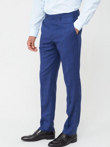 skopes-tailored-aquino-trousers-blue-check