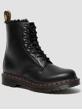 dr-martens-1460-serena-8-eye-ankle-boot-dark-grey