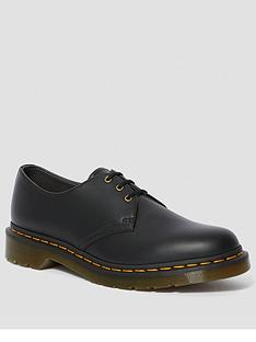 dr-martens-vegan-1461-3-eye-flat-shoe-black