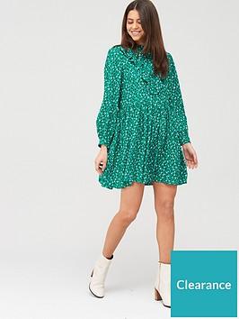 river-island-prarie-printed-smock-dress--nbspgreen
