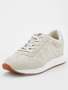 dkny-arlie-all-over-logo-trainers-cream