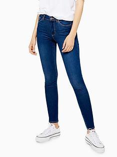 topshop-leigh-skinny-jeansnbsp--indigo