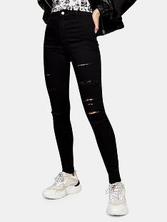 topshop-super-ripped-joni-jeans-black