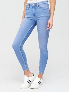 river-island-amelie-mid-rise-super-skinny-jeans-blue