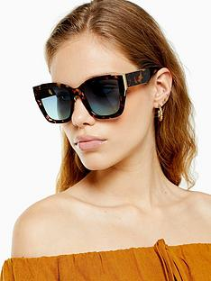 topshop-gemma-sunglasses-tortoise