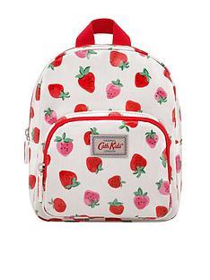 cath-kidston-girls-mini-strawberry-backpack-cream