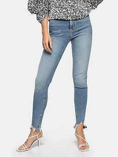 topshop-topshop-34-jagged-hem-jamie-jeans-bleached-blue