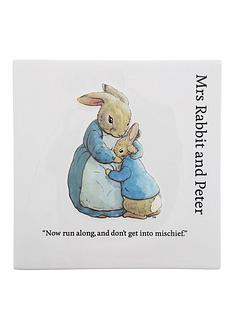 peter-rabbit-mummy-rabbit-peter-rabbit-wall-plaque
