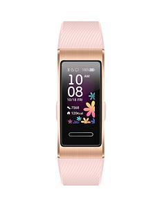 huawei-band-4-pro-pink-gold