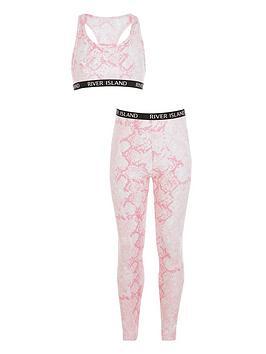 river-island-girls-snake-top-amp-legging-set-pink