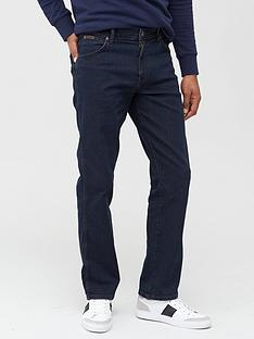 wrangler-texas-straight-fit-jeans-blueblack-wash