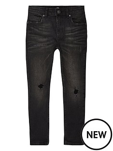 river-island-boys-sid-washed-skinny-jeans-black