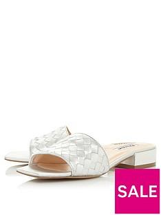 dune-london-dune-london-lanndon-wove-flat-mule-sandal