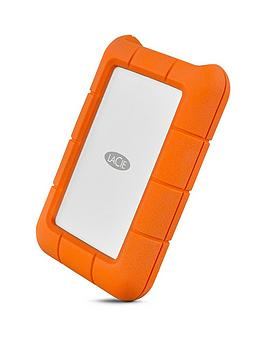 lacie-rugged-usb-c-1000gb-ssd-sthr1000800-1tb-portable-hard-drive