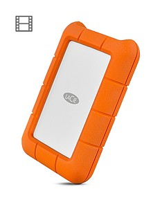 lacie-rugged-usb-c-2000gb-ssd-sthr2000800-2tb-portable-hard-drive
