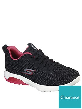 skechers-go-walk-air-trainer-black-hot-pink