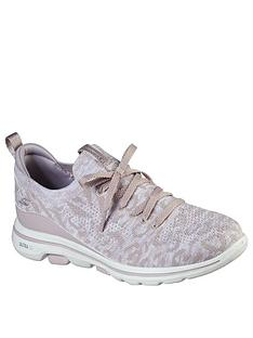 skechers-go-walk-5-trainer-mauve