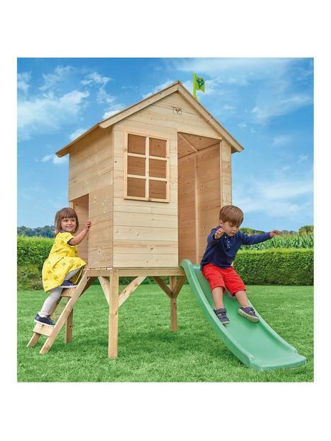 tp-sunnyside-wooden-tower-playhouse-amp-slide